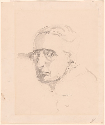 Isabel Bishop Self-Portrait