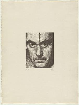 Man Ray Self-Portrait
