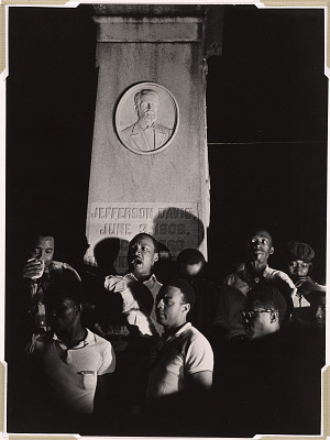 Martin Luther King, Jr. and Andrew Young