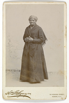 Harriet Tubman Portrait