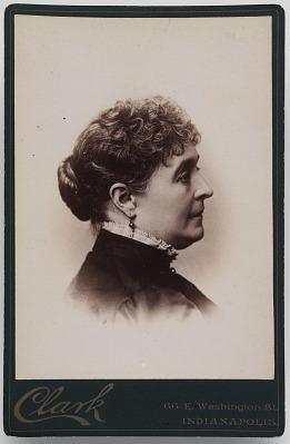 Caroline Harrison Portrait