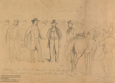 Ulysses S. Grant and John Pemberton