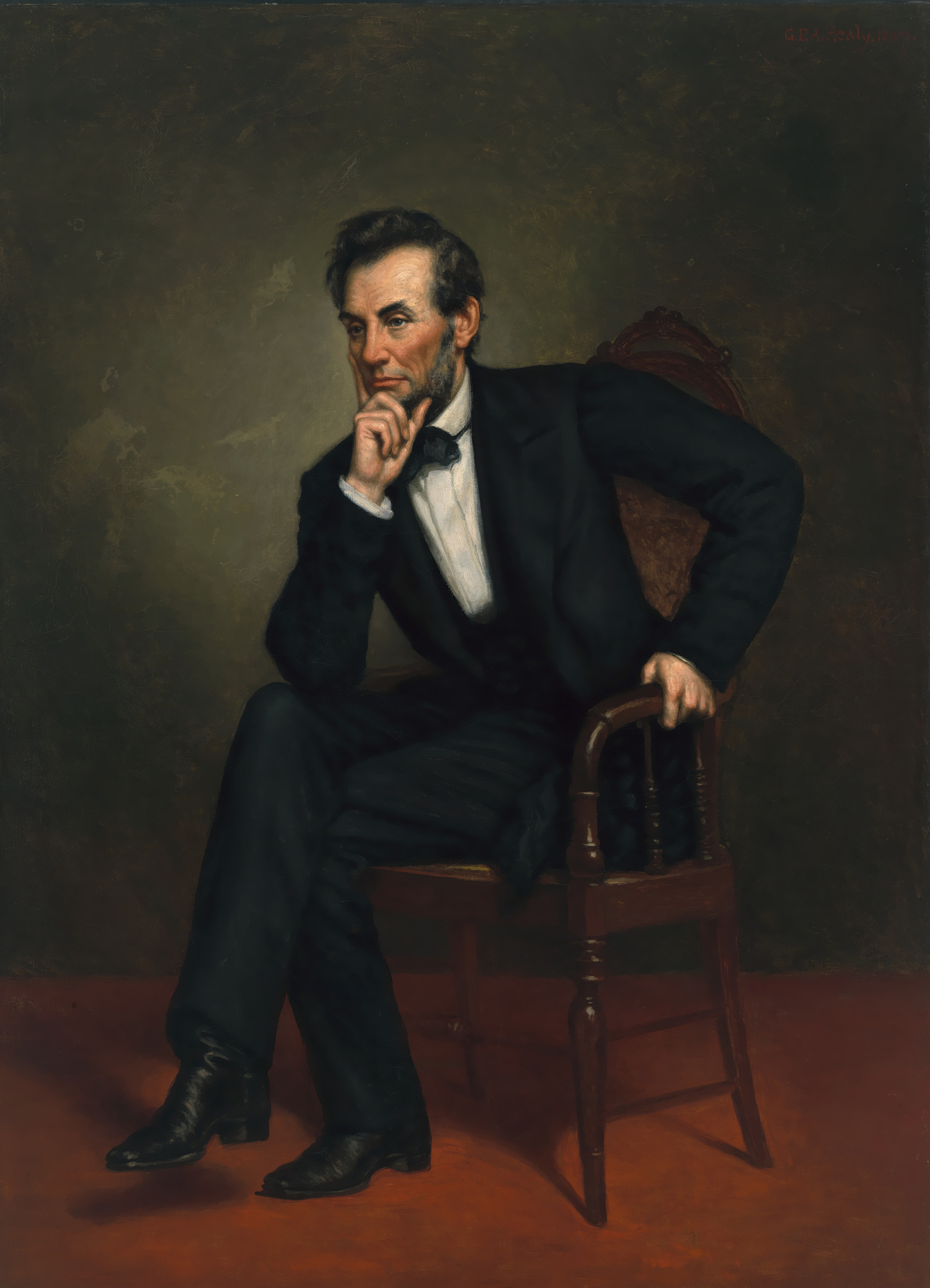 Abraham Lincoln | National Portrait Gallery