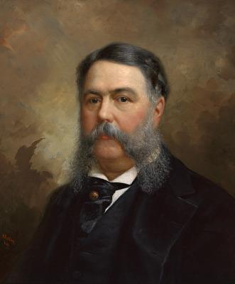 Chester A. Arthur Portrait