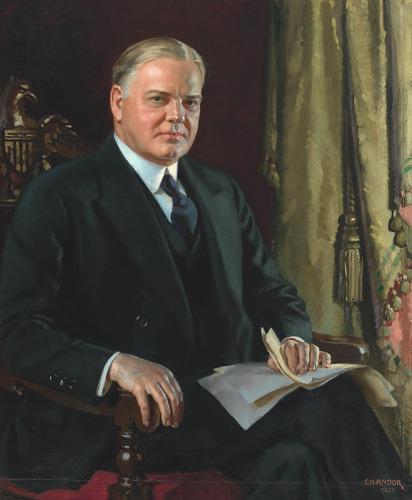 Herbert Hoover | National Portrait Gallery