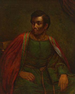 Ira Aldridge as Othello