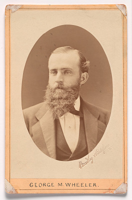 George Montague Wheeler