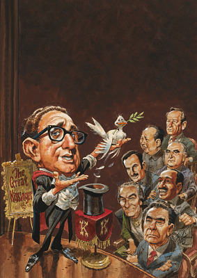 The Great Kissinger