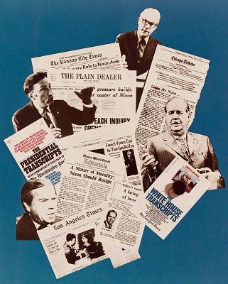Nixon's Shattered Presidency