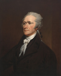 Alexander Hamilton Text-to-Image Analysis