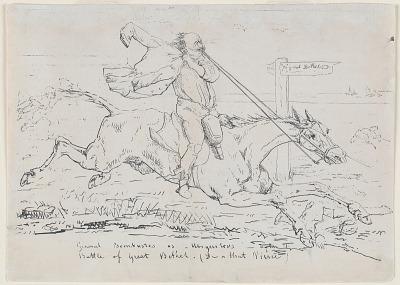 General Bombastes as Ubiquitous after Battle of Great Bethel