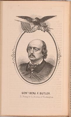 Benjamin Franklin Butler