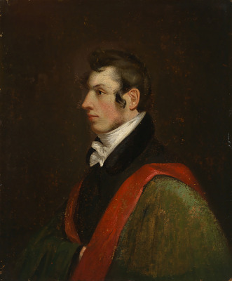Samuel F. B. Morse Self-Portrait