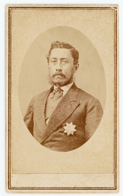 King William Charles Lunalilo