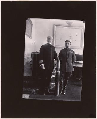 William Mitchell and William Sims