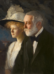 Henry Frick - Two Portraits