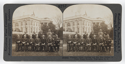 Calvin Coolidge and Cabinet