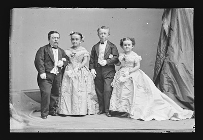 Strattons, G.W.M. Nutt, and Minnie Warren