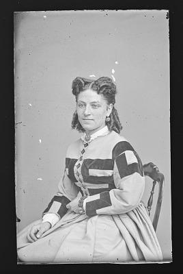 Mrs. Jennie Van Zandt