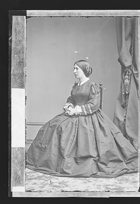 Mrs. Ulysses S. Grant [Julia Dent]