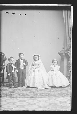Strattons, G.W.M. Nutt and Minnie Warren