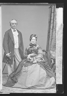 Charles Kean and wife [Ellen Tree]