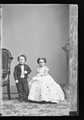 G.W.M. Nutt and Minnie Warren