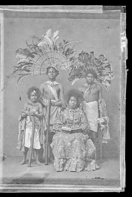Fiji Islanders [Barnum's Cannibals]