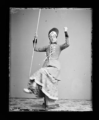 Mrs. George H. [Anne Jane Hartley] Gilbert