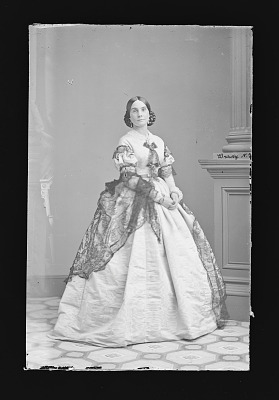 Mrs. John [Josephine] Hoey