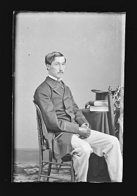 Son of Prince de Joinville