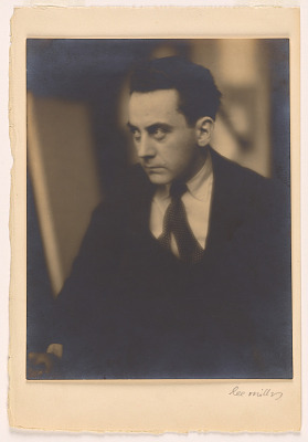 Man Ray Self-Portrait