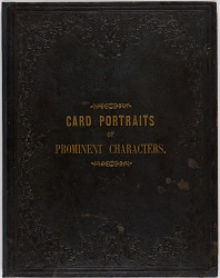 Card Portraits of Prominent Characters