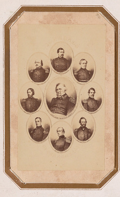 Officers of Our Army, 1861