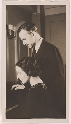 Carlotta and Eugene O'Neill