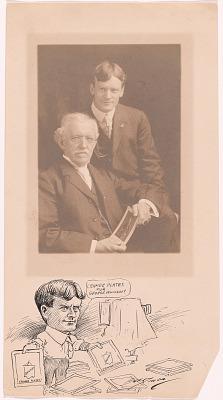 Gustav Cramer and George William Harris