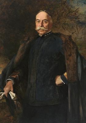 Admiral George Dewey