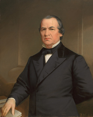 Andrew Johnson Portrait