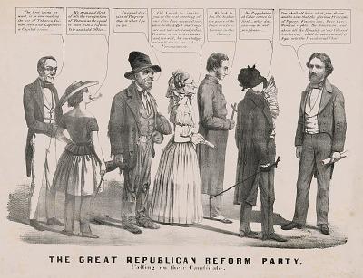 Great Republican Reform Party