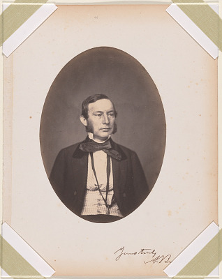 Anson Burlingame
