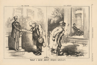 What I Know About Horace Greeley