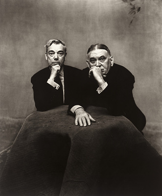 Henry Louis Mencken and George Nathan
