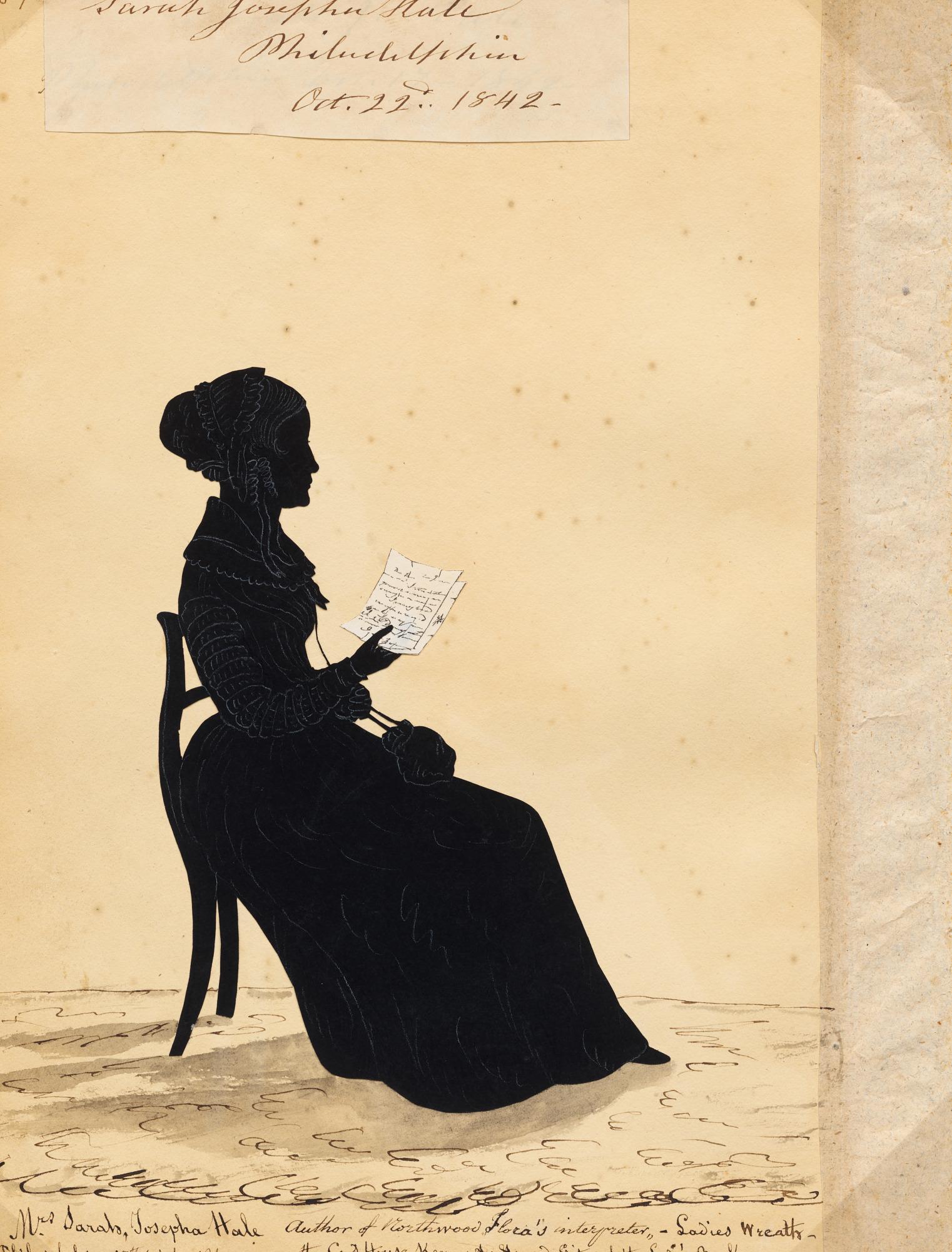 Sarah Josepha Buell Hale