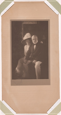Henry Clay Frick and his Daughter Helen