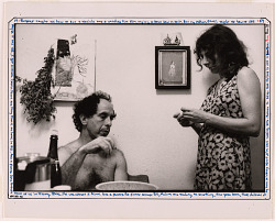 Mary Frank and Robert Frank