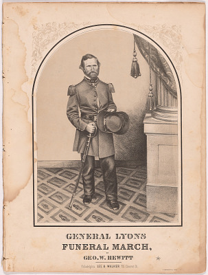 General Lyon's Funeral March