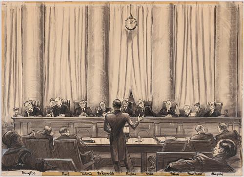 Supreme Court Judges