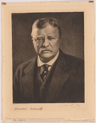 "Theodore Roosevelt - ""Bully for you!"""