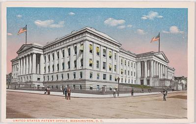 United States Patent Office, Washington, D. C.