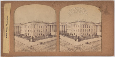 Patent Office, Washington